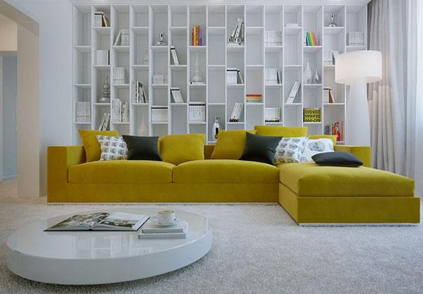 طراحی دکوراسیون منزل با رنگ ۲۰۲۱